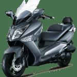 SYM GTS 300 EFI ABS S&S