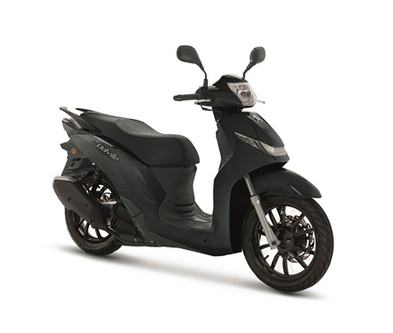 PEUGEOT BELVILLE 125 ACTIVE ABS