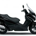 Suzuki BURGMAN 125 ABS noir e4
